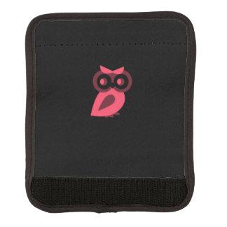 Rosa Eulen-Gepäck-Griff-Verpackung Gepäck Markierung