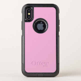 Rosa Farbe OtterBox Commuter iPhone X Hülle