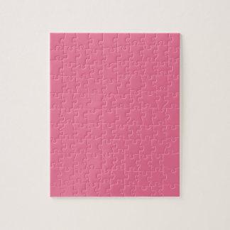 Rosa Farbe Puzzle