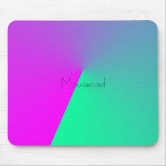 Rosa färbt Bilder Mousepads