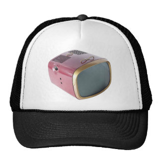 Rosa Fernsehen Retrokult Cap