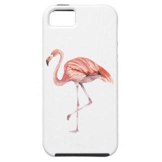 Rosa Flamingo iPhone 5 Hülle