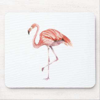 Rosa Flamingo Mousepad
