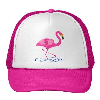 Rosa Flamingo Retrokultmützen