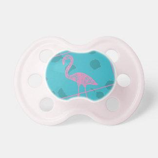 Rosa Flamingo-Schnuller Schnuller