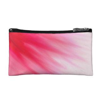 Rosa Flamingo-Wolken-Wasserfarbe-Wäsche Makeup-Tasche