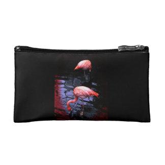 Rosa Flamingos Kosmetiktasche