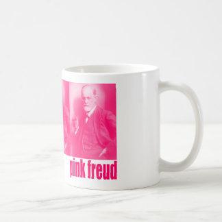 Rosa Freud Kaffeetasse