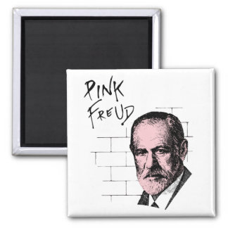 Rosa Freud Sigmund Freud Quadratischer Magnet