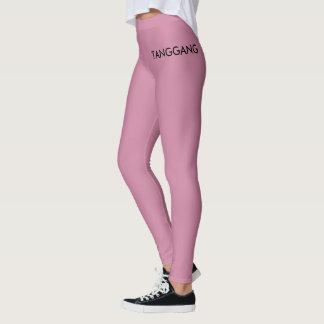 Rosa Gamaschen mit Logo merch (es ist heißes boi) Leggings