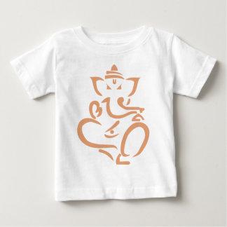 Rosa Ganesha #2 Baby T-shirt