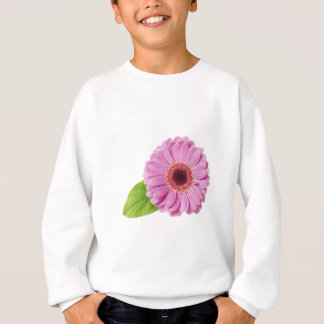 Rosa Gänseblümchen Sweatshirt