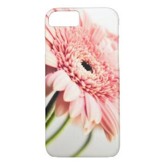 Rosa Gänseblümchen-Telefon-Kasten iPhone 8/7 Hülle