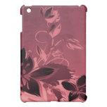 Rosa Garten-Pflanzen iPad Mini Hülle