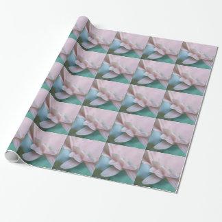 Rosa Gerbera-Gänseblümchen Geschenkpapier