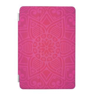 Rosa Girly Boho Blumen-Entwurf iPad Mini Hülle