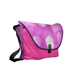 """""""rosa Glamour"""" - Bote-Tasche Kurier Taschen"""