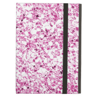 Rosa Glitter-iPad Air ケース