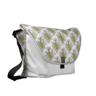 Rosa Hase-Tasche Kuriertasche