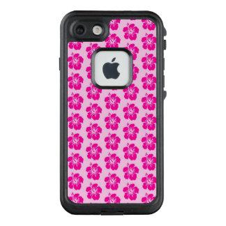 Rosa hawaiischer iPhone 7 Lifeproof (FRĒ®) Fall LifeProof FRÄ' iPhone 8/7 Hülle