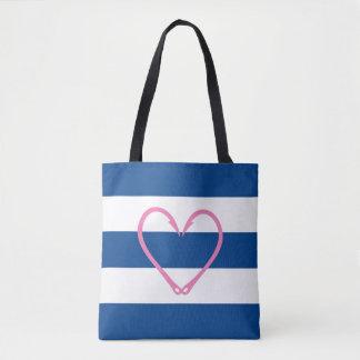 ROSA HERZ-SEEtasche Tasche