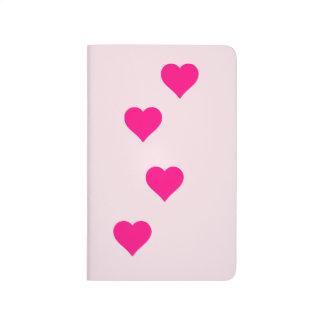 Rosa Herzen Taschennotizbuch