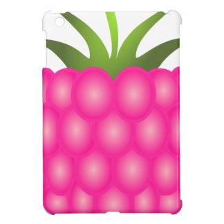 Rosa Himbeere oder gerade Beere iPad Mini Hülle