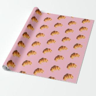 Rosa Hörnchen-Packpapier Geschenkpapier
