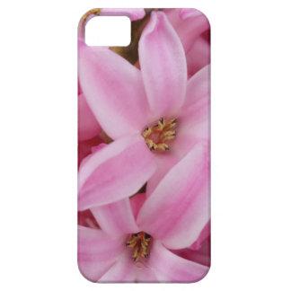 rosa Hyazinthen-Blume Etui Fürs iPhone 5