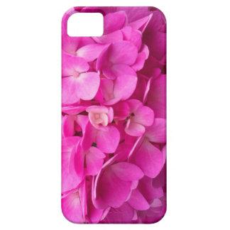 Rosa Hydrangea-Telefon-Kasten Hülle Fürs iPhone 5