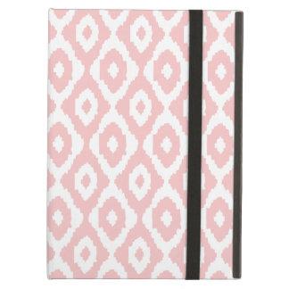 Rosa Ikat Muster-iPad Air ケース