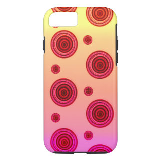 rosa Illusionen iPhone 8/7 Hülle