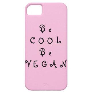 Rosa iPhone Fall für Vegans mit schwarzem Hülle Fürs iPhone 5