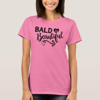 Rosa kahles ist das T-Shirt der schönen Frauen