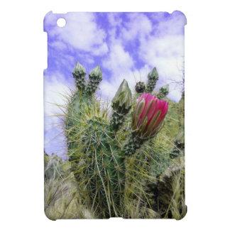Rosa Kaktus-Blume iPad Mini Hülle