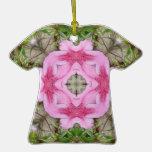 Rosa Kaleidoskop 9 der Azaleen 1E Ornament
