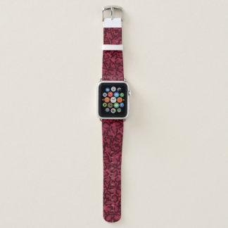 Rosa Katze Apple Watch Armband