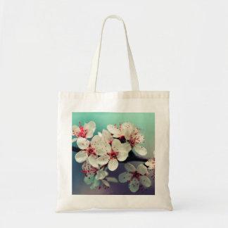 Rosa Kirschblüte, Cherryblossom, Kirschblüte Tragetasche
