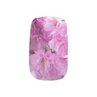 Rosa Kirschblüte-Kirsche Minx Nagelkunst