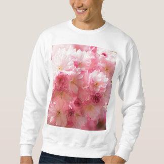 Rosa Kirschblüte Sweatshirt
