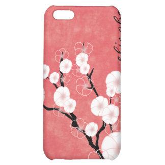 Rosa Kirschblüten iPhone 4 Fall