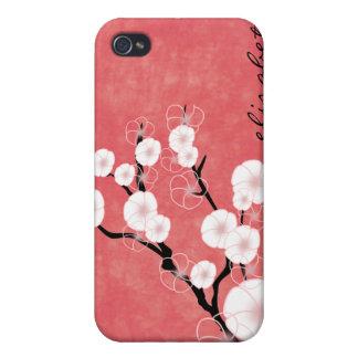 Rosa Kirschblüten iPhone 4 Fall iPhone 4 Cover