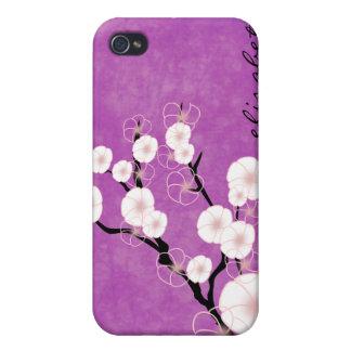 Rosa Kirschblüten iPhone 4 Fall iPhone 4 Schutzhüllen