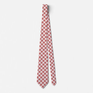 Rosa Klee-Band Krawatte