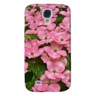 Rosa kousa Hartriegel-Blumendruck Galaxy S4 Hülle
