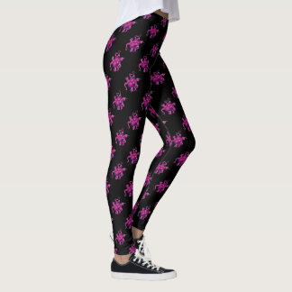 Rosa Kraken Leggings