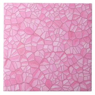 rosa mosaik fliesen. Black Bedroom Furniture Sets. Home Design Ideas
