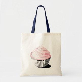 Rosa Kuchen-Tasche