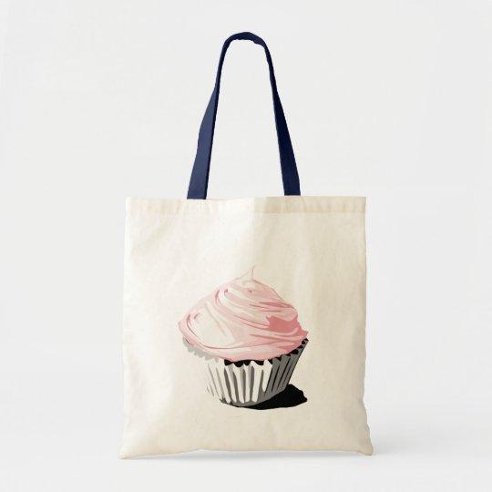 Rosa Kuchen Tasche Tragetasche