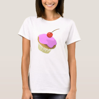 Rosa Kuchent-shirt 2 T-Shirt